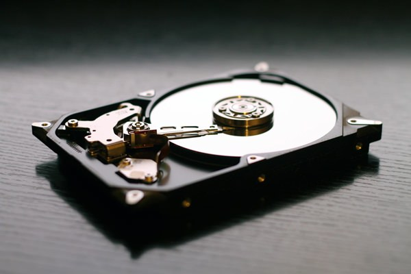 Photo of a hard drive, the best part to upgrade to make a computer faster